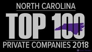 E-Emphasys Technologies Named To 2018 Grant Thornton North Carolina 100® (NC100)