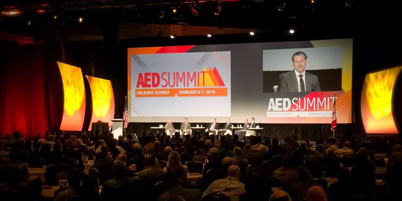 AED Summit & CONDEX 2019 - OEM Panel